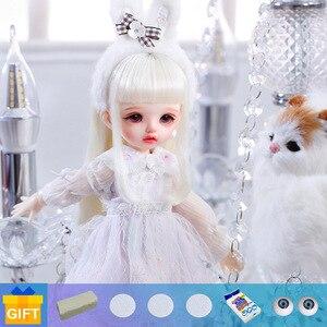 Кукла Napi Karou BJD 1/6, девушки, красивое платье, полный комплект, профессиональная игрушка для макияжа, подарки, подвижная шарнирная кукла