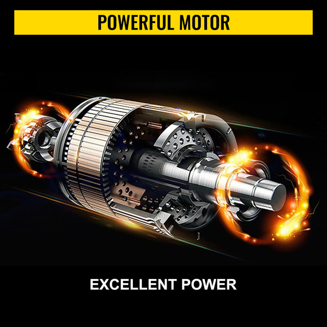 treuil électrique avec câble en acier solide, VEVOR – commande sans fil pour ATV SUV, bateau, camion, remorque, treuil de récupération hors route, 6000LBS/2721KG 4