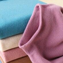 zocept Fashion Fall Winter Sweater Women 100% Wool Knitwear jumper Female Solid Long Sleeve Half Turtleneck Pure Pullovers
