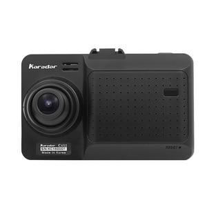 Image 3 - كاميرا كارادار 4 في 1 للسيارة نظام تحديد المواقع كاشف رادار مضاد للملاحة 1080P DVR داش كام أندرويد RAM512 8GFlash واي فاي FM BT مدمج في الكاميرا