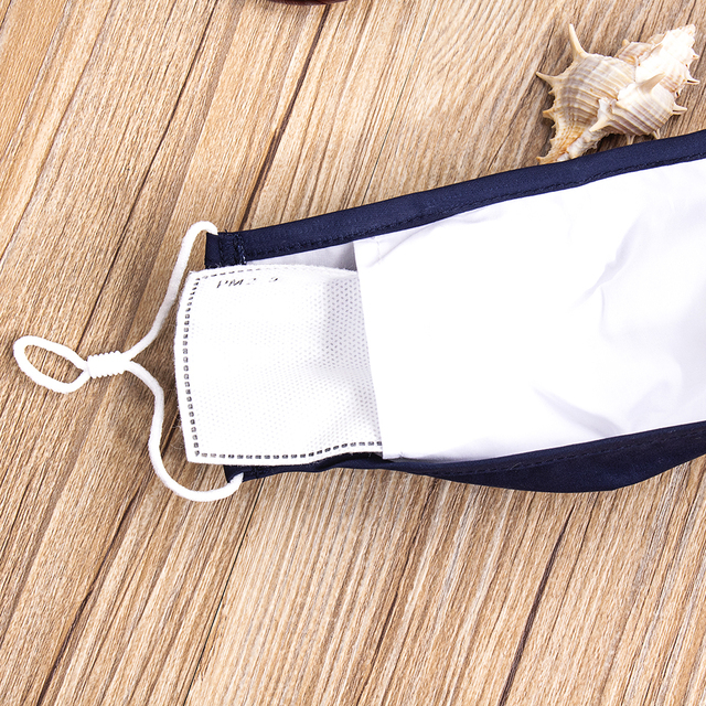 Kids Reusable Windproof Activated Carbon Filter Mouth-muffle Bacteria Proof Flu Masks Child Cotton PM2.5 Mouth Mask Anti Dust 4