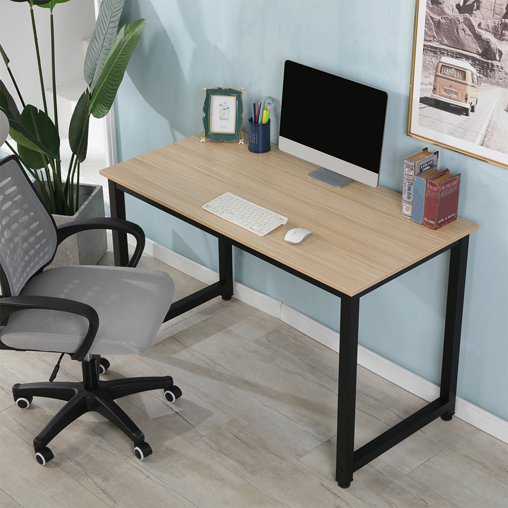 - US Warehouse Modern Computer Desk PC Laptop Study Table For Home