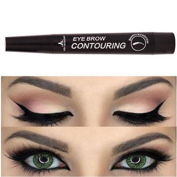 1PC 4 Head Makeup Fine Sketch Liquid Eyebrow Pencil Waterproof Smudge-proof Tools Super Tattoo Eye Durable Enhancer Brow Pe G9Y7