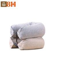 Youpin original pescoço travesseiro 8 h u1 cintura protetora travesseiro u em forma de carro almofada para escritório carro resto