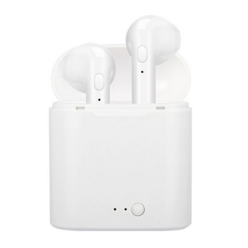<font><b>TWS</b></font> Bluetooth <font><b>5</b></font>.0 Earbuds Stereo Sound Clear Music Phone Call Wireless Earphones image