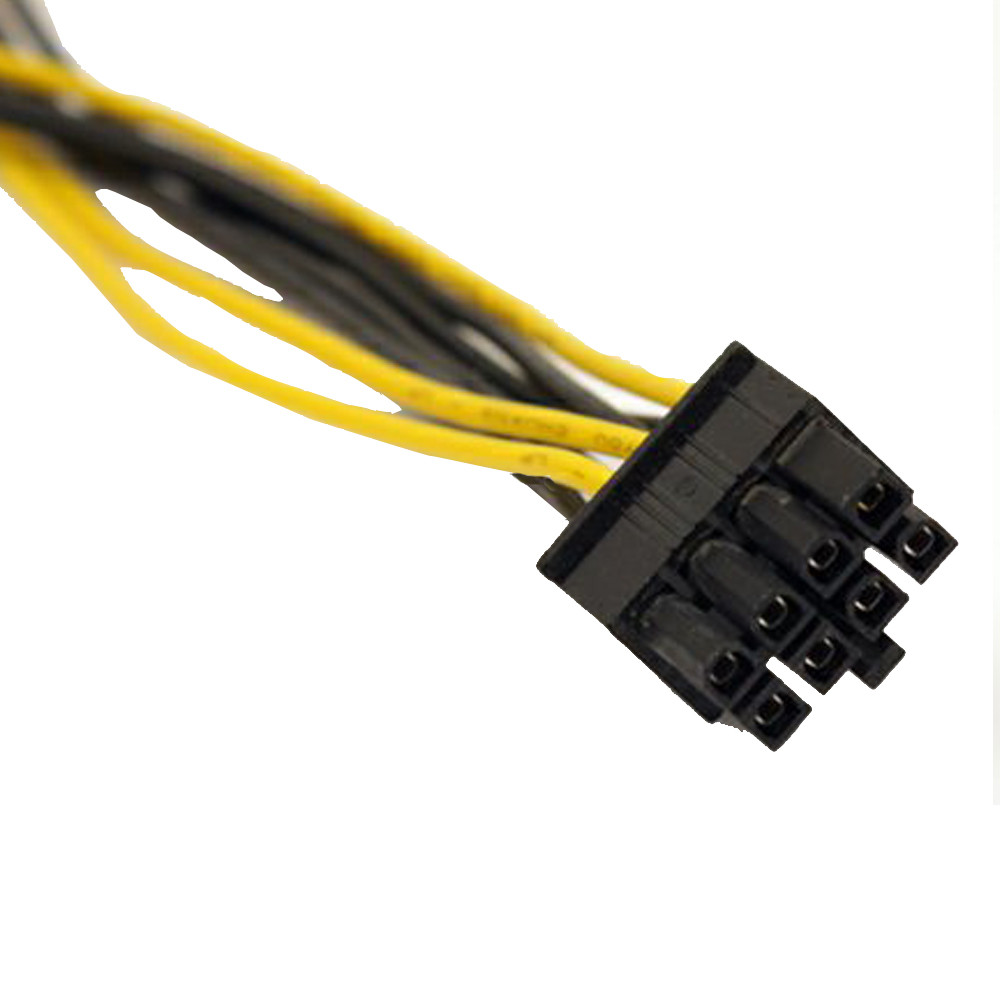 yan 6-pin to 8-pin PCI Express Power Converter Cable for GPU Video Card PCIE PCI-E
