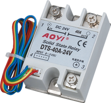 Aoyi 40a ac DTS-40A-24V Motor Reversing Solid State Relays Ssr стоимость
