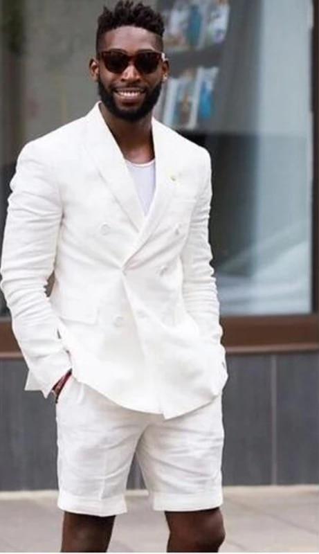 recherche costume blanc homme)