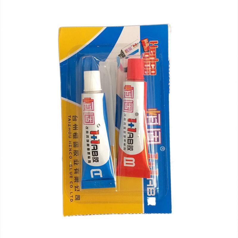 Multi-purpose Strong Adhesive A B Epoxy Resin Glue For Plastic Metal Ceramic