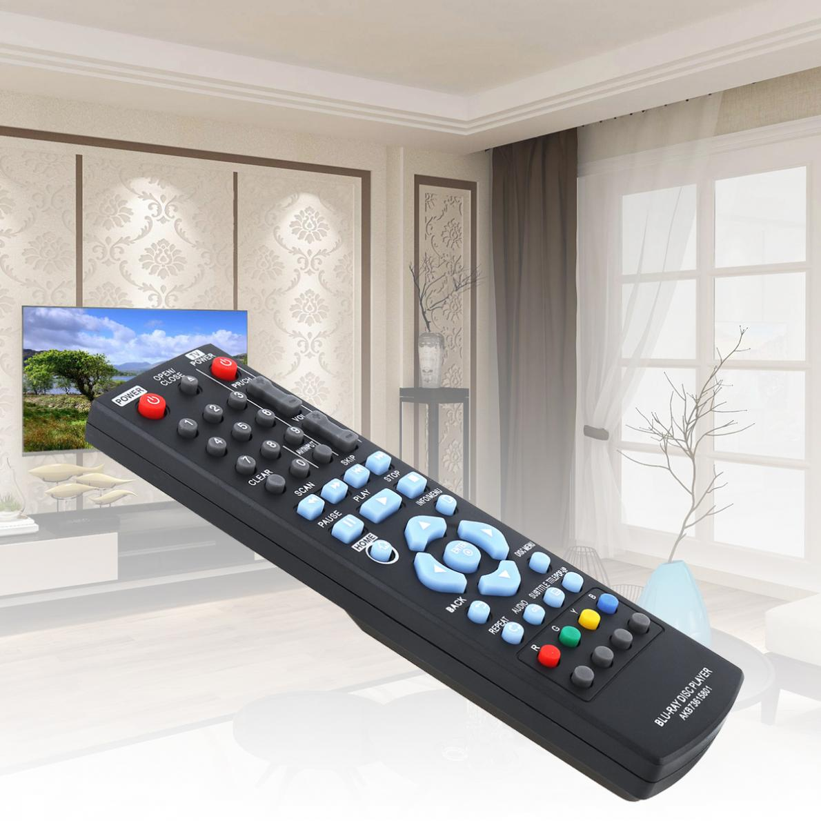 Replacement 433MHz IR TV Remote Control with Long Transmission for LG AKB73615801 TV 2019 New in Remote Controls from Consumer Electronics