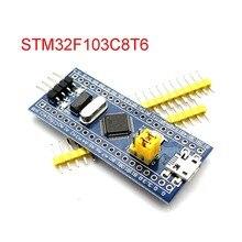 STM32F103C8T6 kol STM32 Minimum geliştirme devre kartı modülü arduino Diy kiti için
