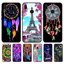 wind chime luxury For Huawei Mate 30 Pro Lite Honor 9X phone Case back Cover Coque Etui Funda capa capinha shell cute