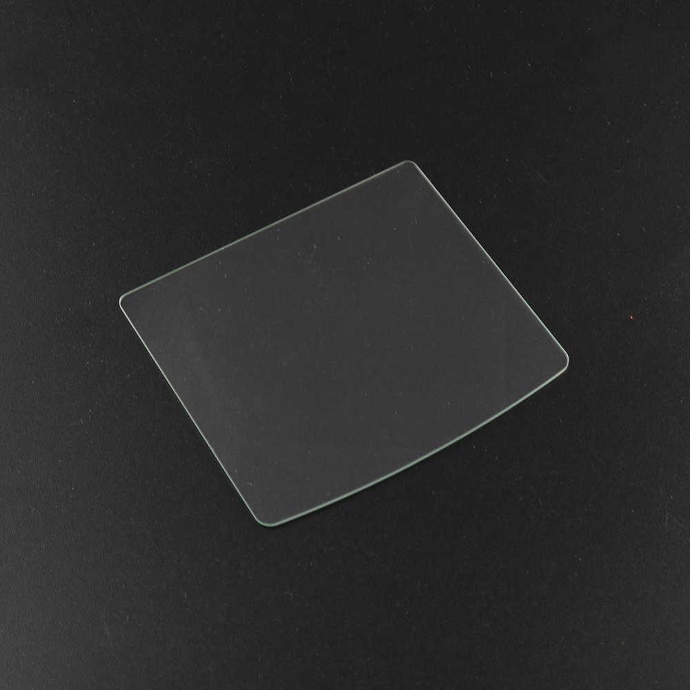 玉渓ガラスプラスチック色画面ゲームボーイカラー修理アクセサリーレンズカバー gbc コンソールレンズ W/Adhensive
