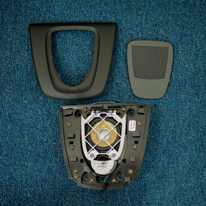 Image 5 - 車のセンタースピーカー bmw X5 X6 F15 F16 自動車のダッシュボードコンソールオーディオリフティングスピーカー音楽プレーヤーホーンダッシュスピーカー