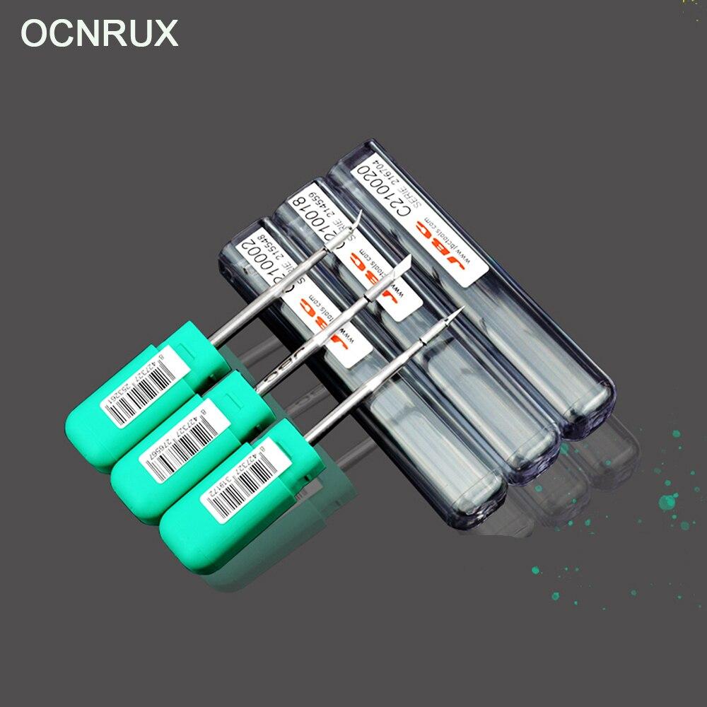 الأصلي JBC C210 رئيس C210-020 C210-002 C210-018 أطراف لحام مدببة ل T210-A لحام القلم و CD-2SE لحام محطة