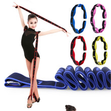 Investment Practical Fitness Pull Rope Yoga Belt Set Polyester Cotton 8 Grid Chest Expander Portable Durable Posture Correction deal