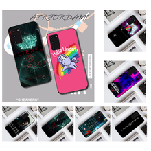 NBDRUICAI Altered Carbon TV show DIY Luxury Phone Case for Samsung S20 plus Ultra S6 S7 edge S8 S9 plus S10 5G(China)