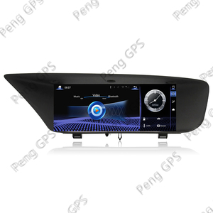 Image 5 - 2Din Stereo Android 9.0 for Lexus GS 2012 2016 GPS Navigation DVD Player Radio 8Core Multimedia 4G+64G AM/FM USB WIFI Headunit