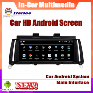 Image 3 - Car GPS Navigation Player For BMW X4 F26 2014~2016 Audio Stereo HD Touch Screen all in one