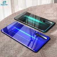 Hacrin Fall Für Huawei Ehre 20 Pro Fall Weiche TPU Transparent Klar Laser Überzug Abdeckung Für Honor 20 Fall Volle schutz Stoßstange
