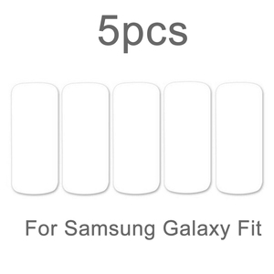 Image 5 - 5 Pcs Soft Ultra Thin Film Guard for Samsung Galaxy Fit & Fit E  Clear Screen Protector for Galaxy Fit E Anti Scratch TPU Film