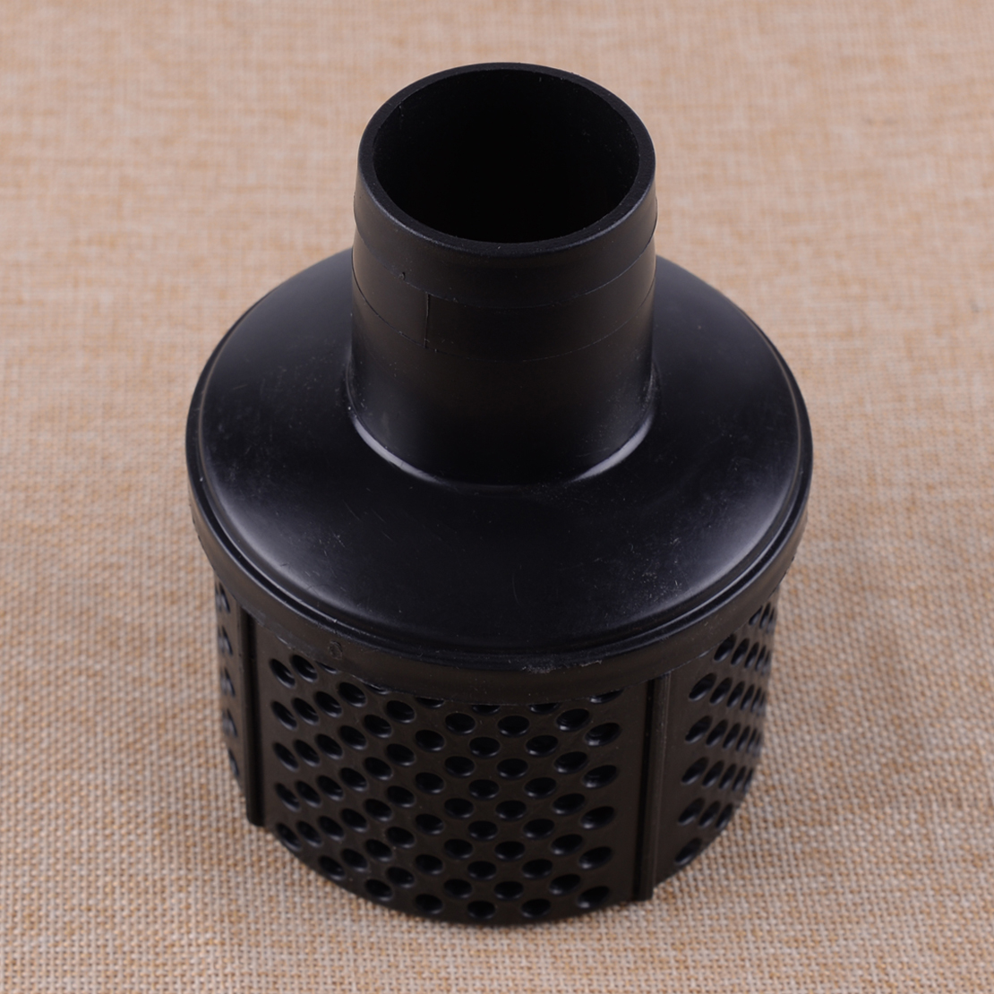LETAOSK New Black ABS Dirty Water Drainage Sewage Pump Suction Hose Strainer Filters For 2