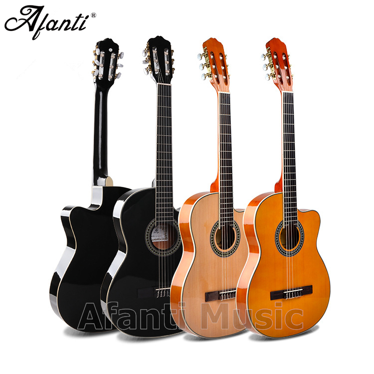 39 inch classical guitar of Afanti Music (WY-077)