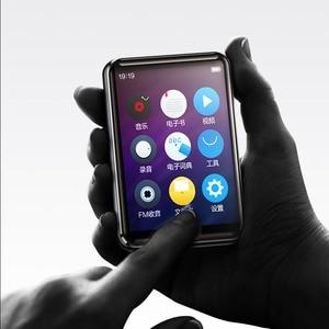 Image 2 - BENJIE X5 2.5 inç dokunmatik ekran Bluetooth5.0 MP3 oynatıcı dahili hoparlör desteği FM radyo kayıt Video e kitap MP3 oyuncu