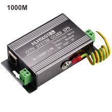 1000M Network Surge Protector Lightning Arrester Network RJ45 Converter Ethernet Protection cheap GZGMET GMc38 70*25*25mm
