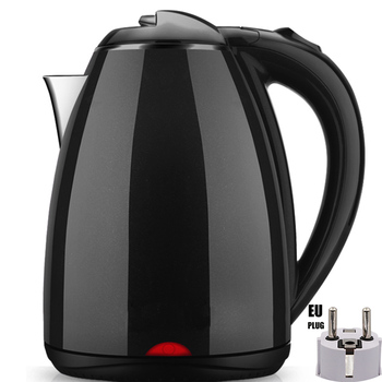 1500W-2000W Travel Kettle Electric Kettle Stainless Steel Cordless Portable Heating Electric Water Boiler Teapot Pot Sonifer 0 5l mini electric kettle stainless steel 1000w portable travel water boiler pot sonifer