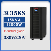 Uninterruptible power supply 3C15KS spare 15KVA / 12000W three in single out 1 8 hour package can be customizable
