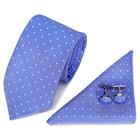 Men Necktie 7.5cm Pl...
