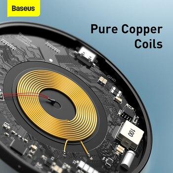 Магнитное Беспроводное зарядное устройство Baseus 6