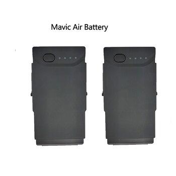 DJI Mavic de batería de aire hecho con alta densidad de litio de 2375mAh para el Mavic de aire batería de Vuelo Inteligente original de nueva marca en stock