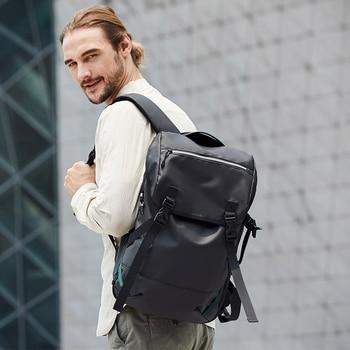 LJL-Business Backpack Multifunction Large Capacity Laptop Bag Waterproof Travel Bag Outdoor Backpack Men'S Bag