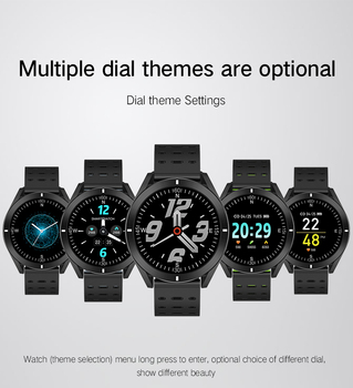 P6 Smart Watch Men Women Waterproof Sport SmartWatch For Android iOS Heart Rate Blood Pressure Monitoring bracelet