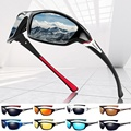 Новинка 2020, роскошные поляризационные солнцезащитные очки, мужские солнцезащитные очки для вождения, винтажные классические солнцезащитн...