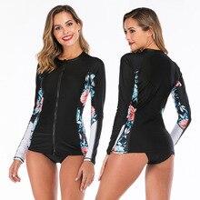 Женская одежда для плавания, сексуальный костюм для плавания, женская одежда для плавания, купальные костюмы с длинным рукавом, для серфинга, спандекс, рубашка для плавания
