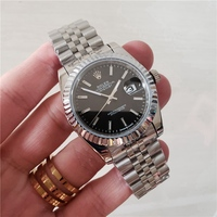 rolex- Luxury New Men Automatic Mechanical Watches Drive Ceramic Bezel Crystal Sapphire Sport AAA Watch 1278
