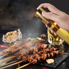 Refillable Olive Oil Sprayer Vinegar Mist Gravy Boats Grill BBQ Cooking Seasoning Bottle Kitchen Tools Accessories