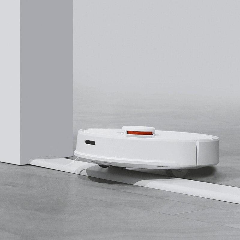 Roborock S50 Xiaomi Vuoto 2 Pulitore Intelligente Previsto Wifi Asciutto Bagnato Norma Mijia Robot Casa Auto Spazzare Polvere Sterilizzare Lavaggio Mop - 6