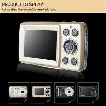 Convenient High Definition Mini Digital Camera Recorder 6