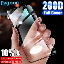 На Алиэкспресс купить чехол для смартфона 200d tempered glass on the for huawei honor 20s 9x 8x 8s 8a v30 pro screen protector for honor 10 20 lite glass safety film case