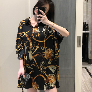 Casual oversized Women Blouse 5