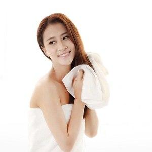 Image 4 - Nowy XIAOMI MIJIA ZSH ręcznik kwadratowy z serii młodzieżowej w 100% bawełna wody silne antybakteryjne chłonne dziecko dorosłych do mycia twarzy