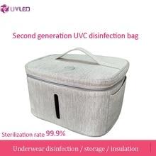 Underwear Uv-Sterilizer-Box LED Accessoires Makeup-Brush Nails Personal-Care-Tools Comestics