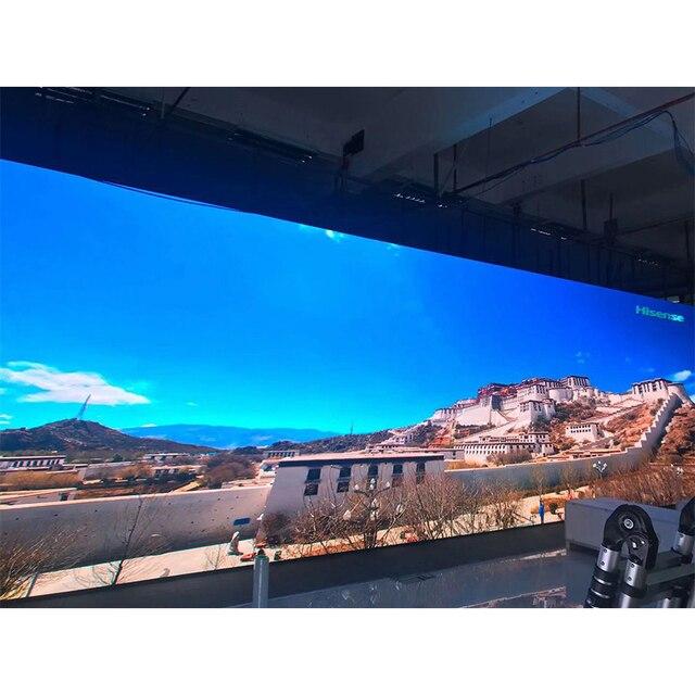 Ledビデオウォール看板スクリーンパネル、p3 SMD2121 1/32スキャン屋内ledディスプレイのrgbモジュール192*192ミリメートル64*64ピクセル広告
