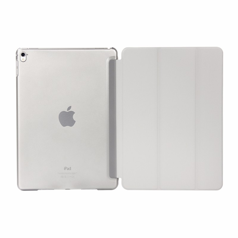 White Green Case For iPad 8 10 2 inch 2020 PU Leather Trifold Stand Cover Smart Auto Wake