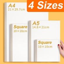 Pastel Paper Oil Pastel Special-purpose Fine Grain Paper Oil Pastel Painting Cardboard Paste Paper A5/a4 Square Pastel Paper