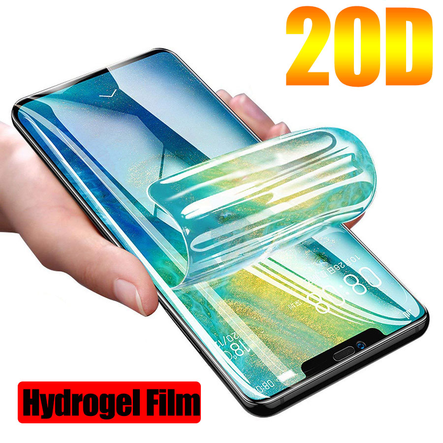 20D Hydrogel Film For Asus Zenfone Max Pro M2 ZB631KL M2 ZB633KL ZS630KL ZB601KL ZB602KL Screen Protector Film 5Z ZS620KL